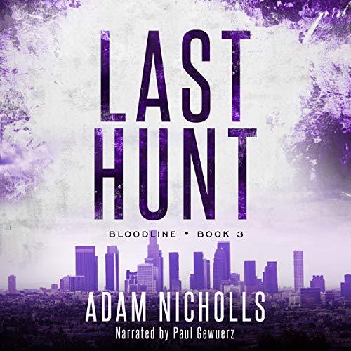 Last Hunt audiobook cover art