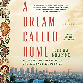 A Dream Called Home audiobook cover art