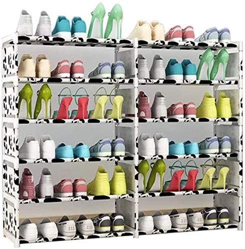 Gabinete de zapatos a prueba de polvo Moderno simple de polvo a prueba de polvo gabinete de zapatería ahorro de la economía zapatillas zapatillas zapato gabinete de zapatos estante casero multifunción