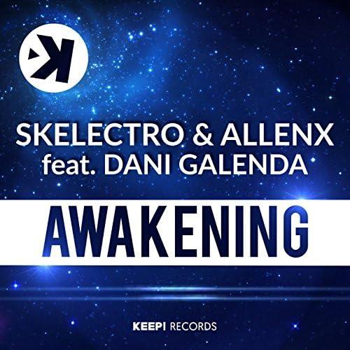 Skelectro, Allenx feat. Dani Galenda
