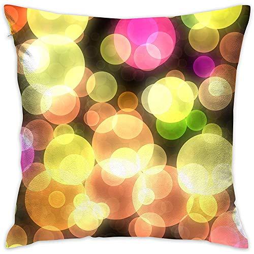 July decoratieve kussenslopen bonte kussenslopen kussenslopen voor bank slaapkamer autostoel O5P-I56