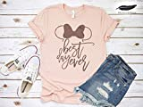 Minnie Mouse, Best Day Ever T-Shirt, Funny Cute Matching Disney Shirts for...