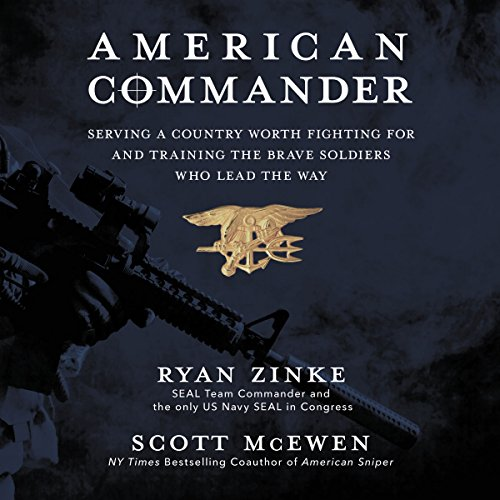 American Commander audiobook cover art