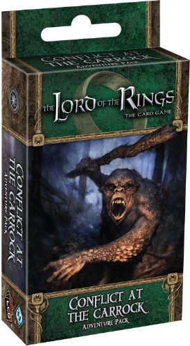 The Lord of the Rings the Card Game: Conflict at the Carrock Adventure Pack (Living Card Games)