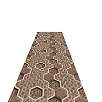 廊下敷き・階段マット 伝統的 廊下のカーペット、エクストラワイド 通路 エリアラグ オフィス/ホテル/美容院向け、0.6m / 0.8m / 0.9m / 1m / 1.2m /1.4m幅 (Size : 1x4m/3.3x13.1ft)