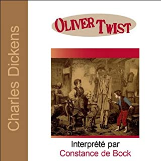 Oliver Twist [French Version] cover art