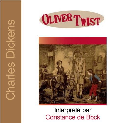 Oliver Twist [French Version] audiobook cover art