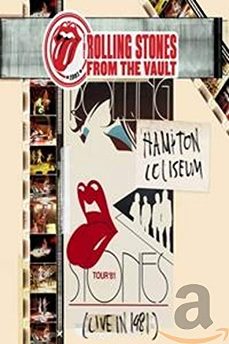 The Rolling Stones - From the Vault - Hampton Coliseum (+2CD)