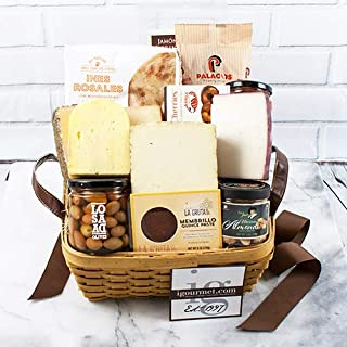 Spanish Fiesta Premier Gourmet Gift Basket (5.6 lbs of Deliciousness)