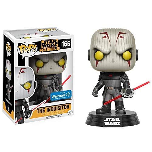 Pop! Star Wars: Rebels The Inquisitor [Importación Alemana]