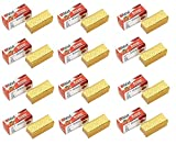 ForSure The Real Beauty Kesar Almond Goti Soap/Bar For Face Fairness Set Of 12 (25 gm each Pack)