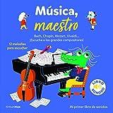 Música, maestro (Libros con sonido)