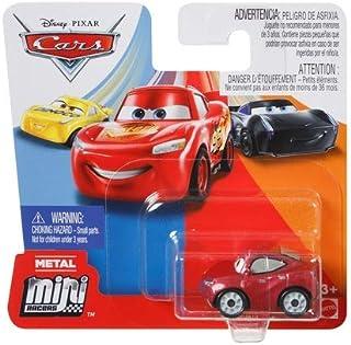 Cars Modello in Metallo - Metal - Mini Personaggio Natalie Certain