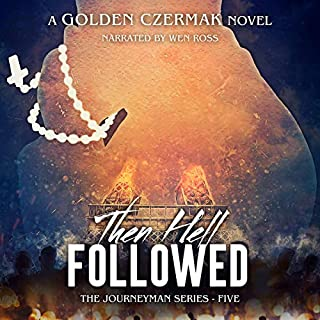 Then Hell Followed audiobook cover art