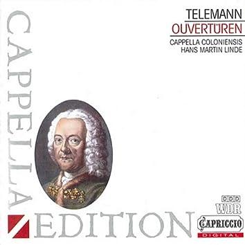 Telemann: Overtures