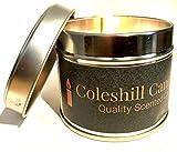 Coleshill Candle Co. - Vela perfumada - Fragancia fina para mujer Nº 110 - Huele a Lady Million