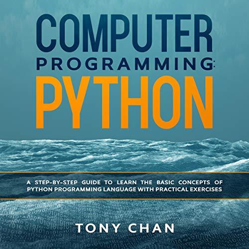 Computer Programming: Python cover art