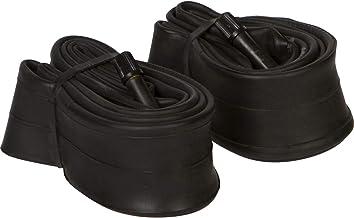 "2 Pack - BOB, Thule, Joovy Zoom, Graco, Schwinn, Baby Trend Jogging Stroller Inner Tube Replacement - 16"" x 1.75 to 2.125 - Schrader Valve"