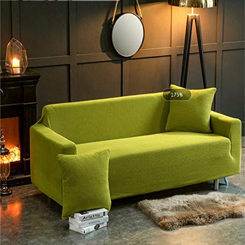 WYSTLDR Hochwertige Sofabezug, Sofasessel, Moderne Wohnzimmersofabezug, elastischer Stretch-Sofabezug, Sitz aus Baumwolle 1/2/3/4