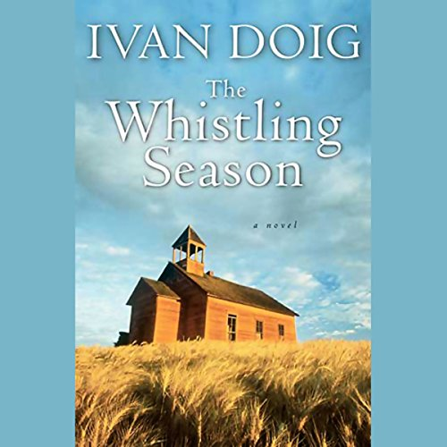 The Whistling Season audiobook cover art