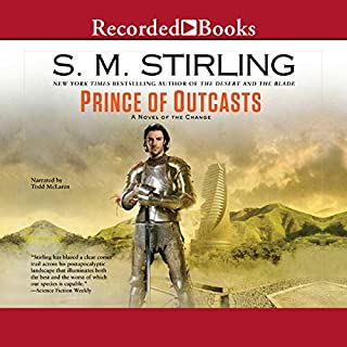 Prince of Outcasts audiobook cover art