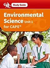 Environmental Science for CAPE Unit 1 A Caribbean Examinations Council Study Guide (CXC Study Guides)