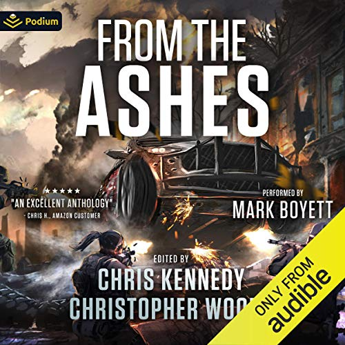 From the Ashes: The Fallen World, Book 3