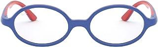 نظارات طبية بيضاوية الشكل من راي بان كيدز Ry1545