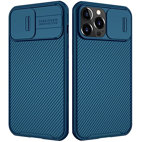 Nillkin CamShield Pro Case for iPhone 13 Pro Max, Shockproof Slim Thin...