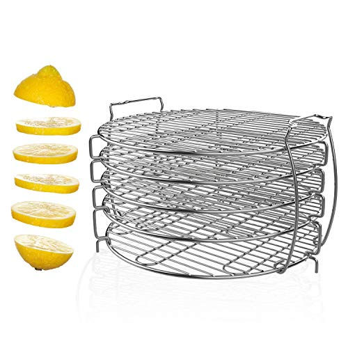 Buy Cheap Dehydrator Stand, Dehydrator Rack, Zalava 304 Stainless Steel Accessories Compatible with ...
