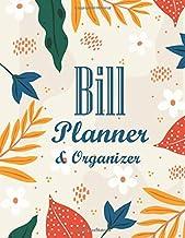 Bill Planner and Organizer