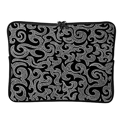 Viking Graphic Laptop Bags Daily Durable Tablet Bag Suitable for Indoor Use