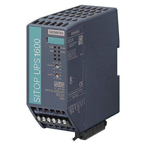 Siemens sitop - Fuente alimentación ups1600 módulo sai 10a 24vdc