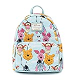 Loungefly Backpacks Disney Winnie The Pooh Balloon Friends Mini Backpack