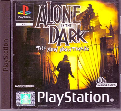 Alone in the dark: The new nightmare (PS1)