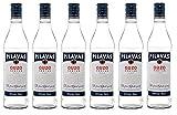 6x Ouzo Nektar Pilavas 40% Vol. 6 Flaschen a 700 ml Set Griechenland griechischer Anis Schnaps Trester Destillat + 2 Sachets Nescafe Frappe von Neste Hellas oder 2x 10ml Olivenöl von Kreta zum Test