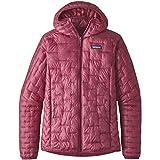 パタゴニア ウィメンズ・マイクロ・パフ・フーディ Patagonia W's Micro Puff Hoody S Star Pink [並行輸入品]