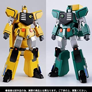 Super Robot Chogokin : Gaogaigar Furyu Rairyu And Big Order Room And Key to Victory