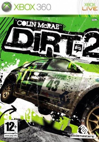 Colin McRae: Dirt 2 (Xbox 360) [Importación inglesa]