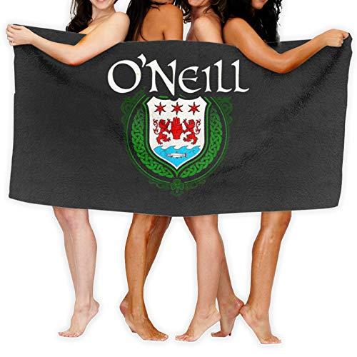 O Neill Apellido irlandés O Neill Toalla de baño de secado rápido