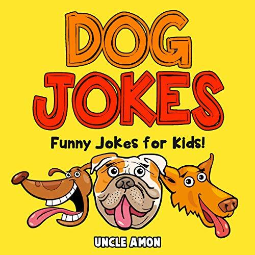 Dog Jokes cover art