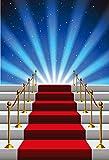 5x 7ft alfombra roja fiesta de cumpleaños fondo para estudio de fotografía Studio Prop d-1720