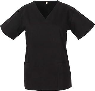 MISEMIYA Unisex Medical Uniform Scrub Top Unisex Nuring Tunic