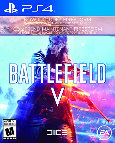 Battlefield V - PlayStation 4 Video Game