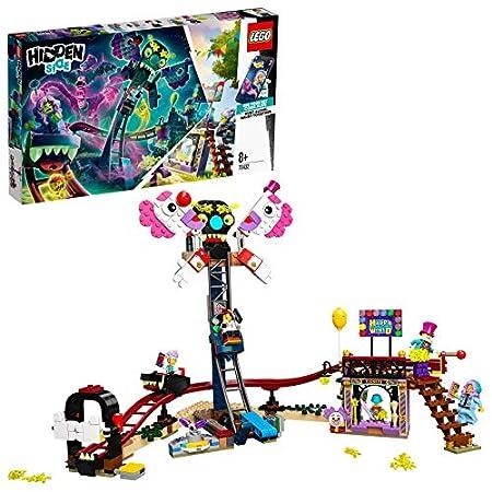 LEGO Hidden Side - Il Luna Park Stregato