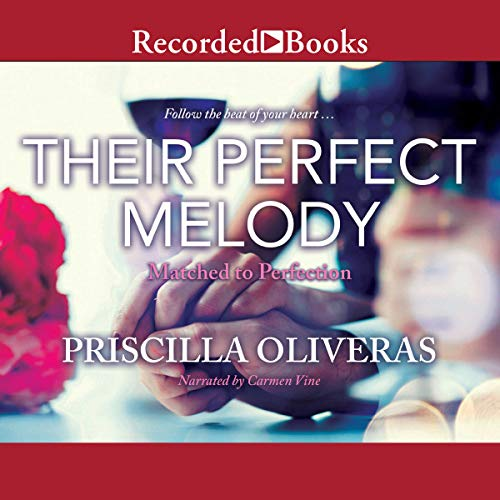 Their Perfect Melody audiobook cover art