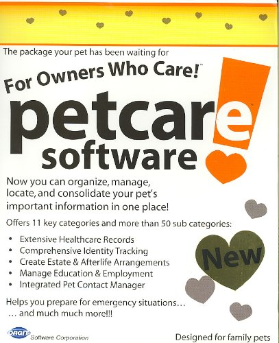 Petcare Software