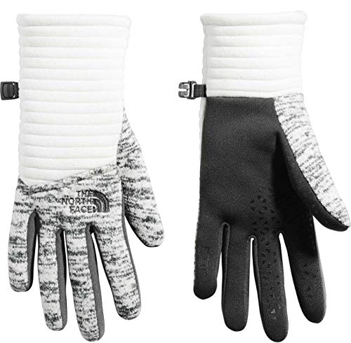 The North Face Women's Indi Etip Gloves (Wild Oats Heather, Small)