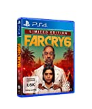 Far Cry 6 - Limited Edition (exklusiv bei Amazon, kostenloses Upgrade auf PS5) - [PlayStation 4]