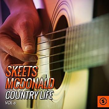 Skeets McDonald Country Life, Vol. 6